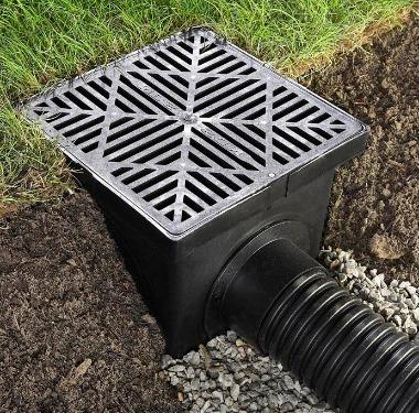 Amenajarea gradinii-Construirea unui sistem de drenaj în grădină(11/25)