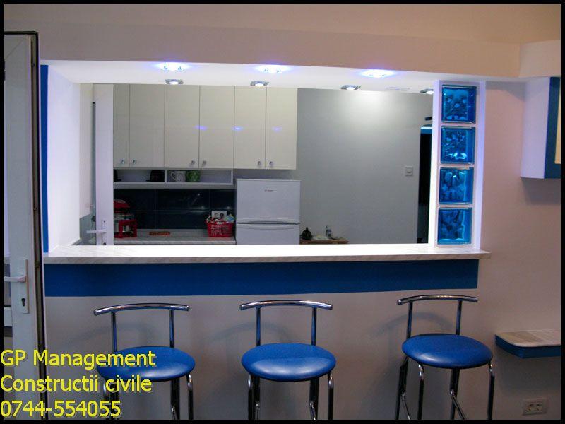 Renovare apartament de bloc