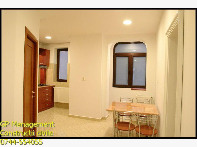 Renovare apartament stil florentin