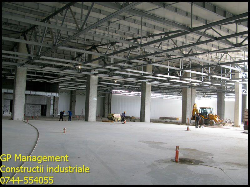 Constructie cu destinatie productie