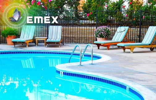 Vopsea de piscina clorcauciuc Emex